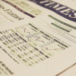 DOW、NASDAQともに下落傾向(2020/9/19)