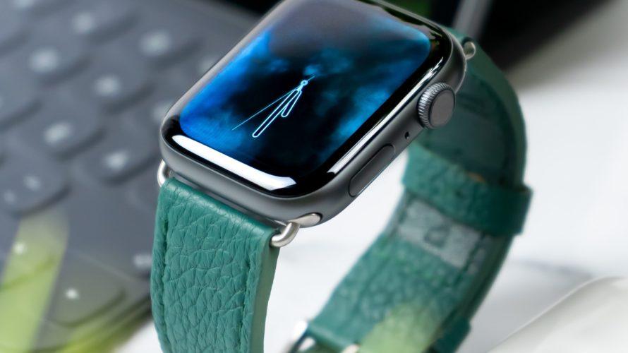 Apple Watchを使って4ヶ月…