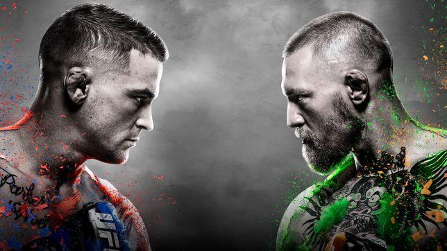 UFC257:またもやカーフキック